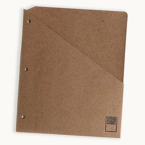 Pocket Folder -Single Pocket