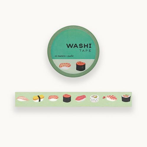 Sushi Washi Tape