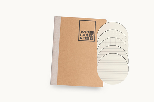 Composition, Everything 5-Notebook Bundle