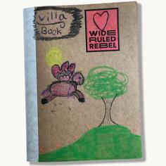 Willa's Art Notebook