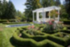 Rosemoor Garden Pergola