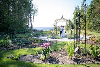 Rosemoor Garden Parterre