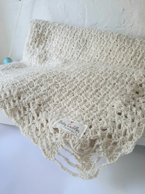 Lacy Edge Blanket