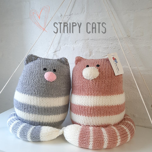 Stripy Cats