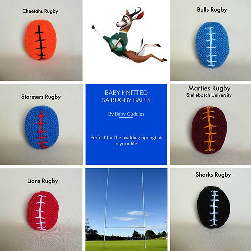 Baby S.A Rugby Balls