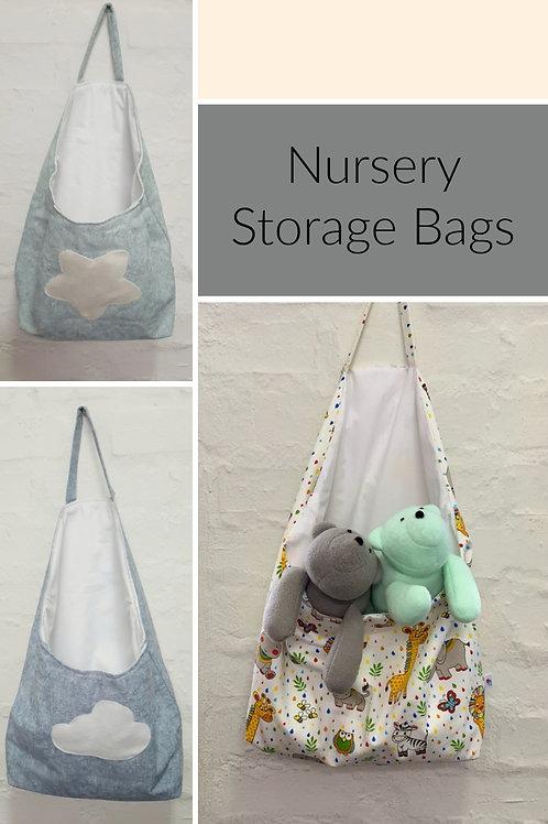 Nursery Storage Bags