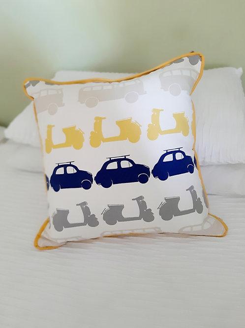 Cotton Transport Cushions