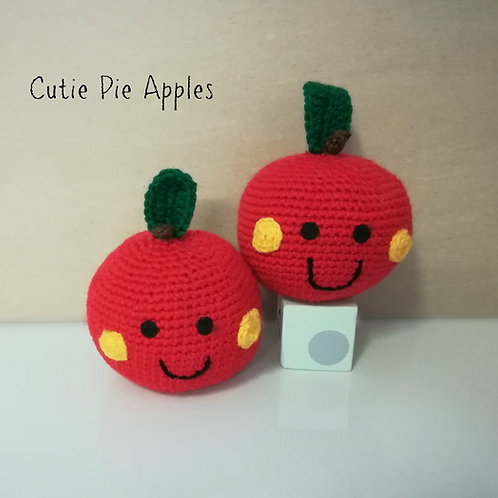Cutie Pie Apples