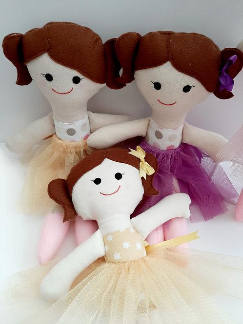 Miss Lili Ballerina Dolls