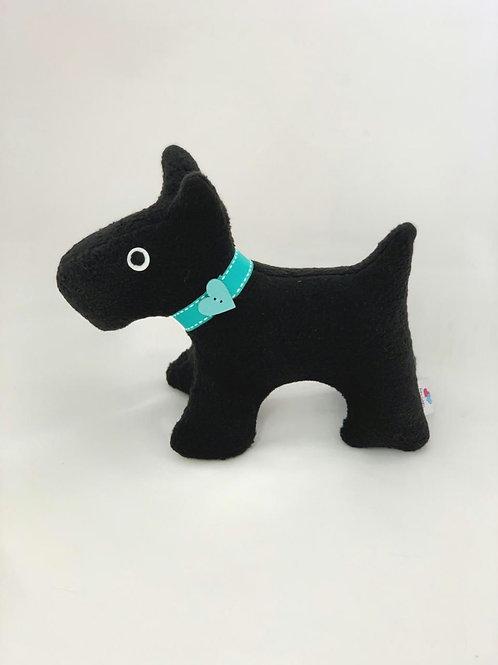 Black Baby Scotty Dog