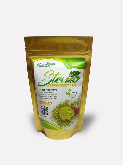 Endulzante 100% Puro de Stevia - Polvo