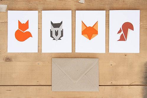 MR. FOX & FRIENDS