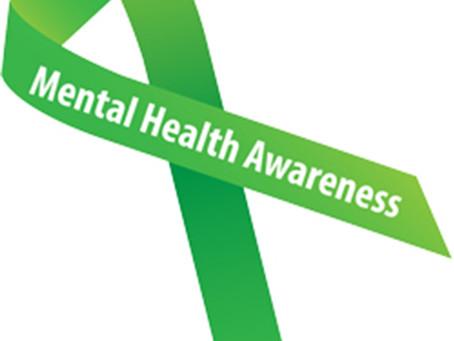 On Mental Health Awareness Week