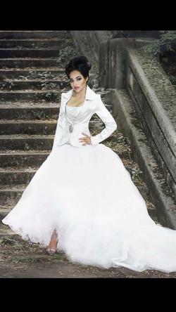 Published Bridal Photo Shoot