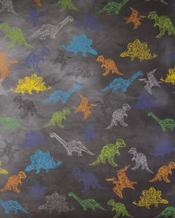 F-2 Dinos on Chalk