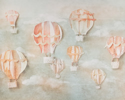 F-8 Hot air Balloons