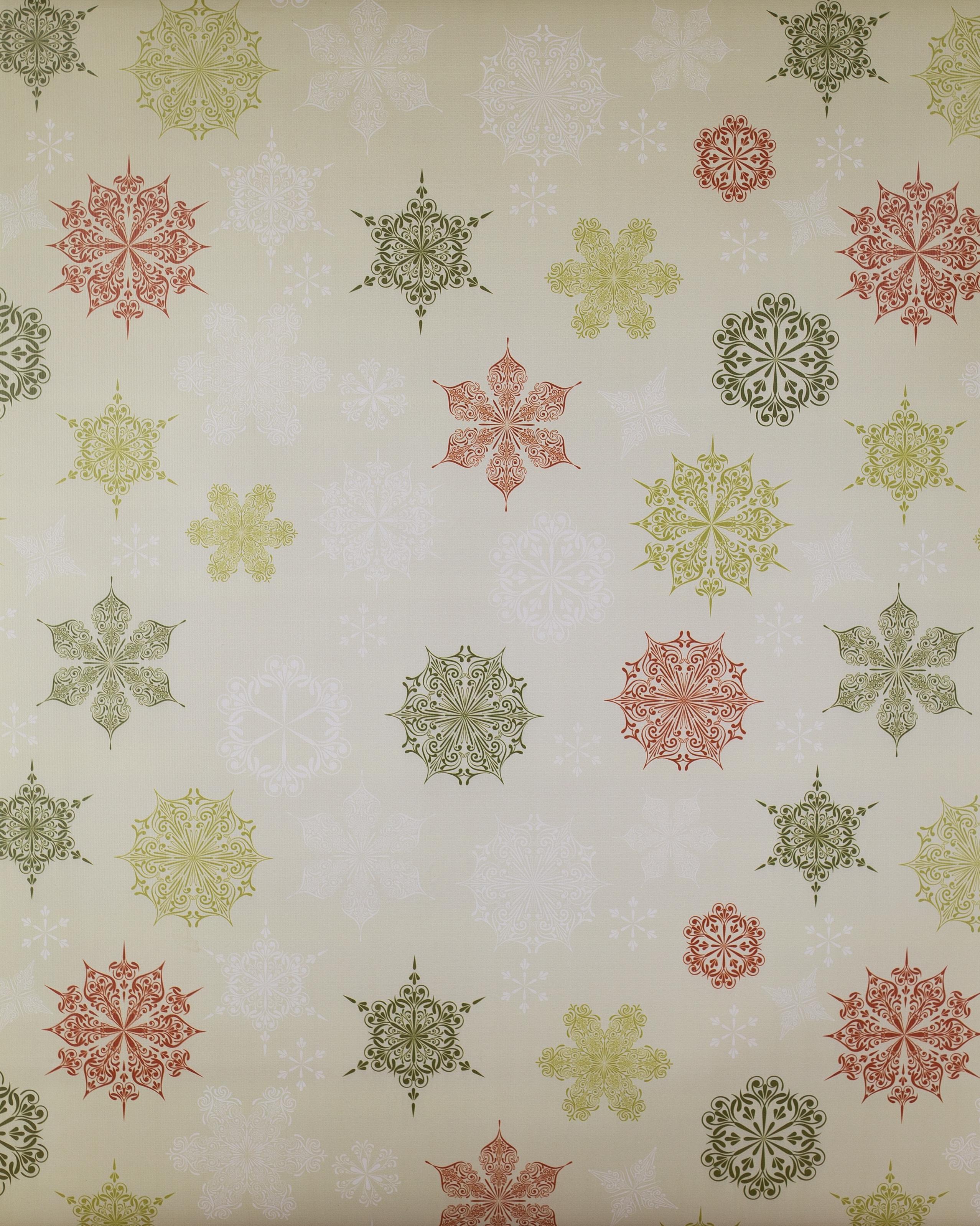 W-7 Snowflake Pattern