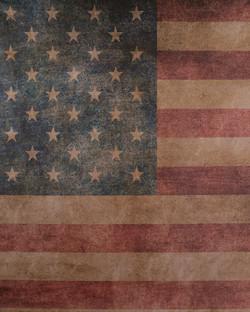 F-31 Rustic American Flag