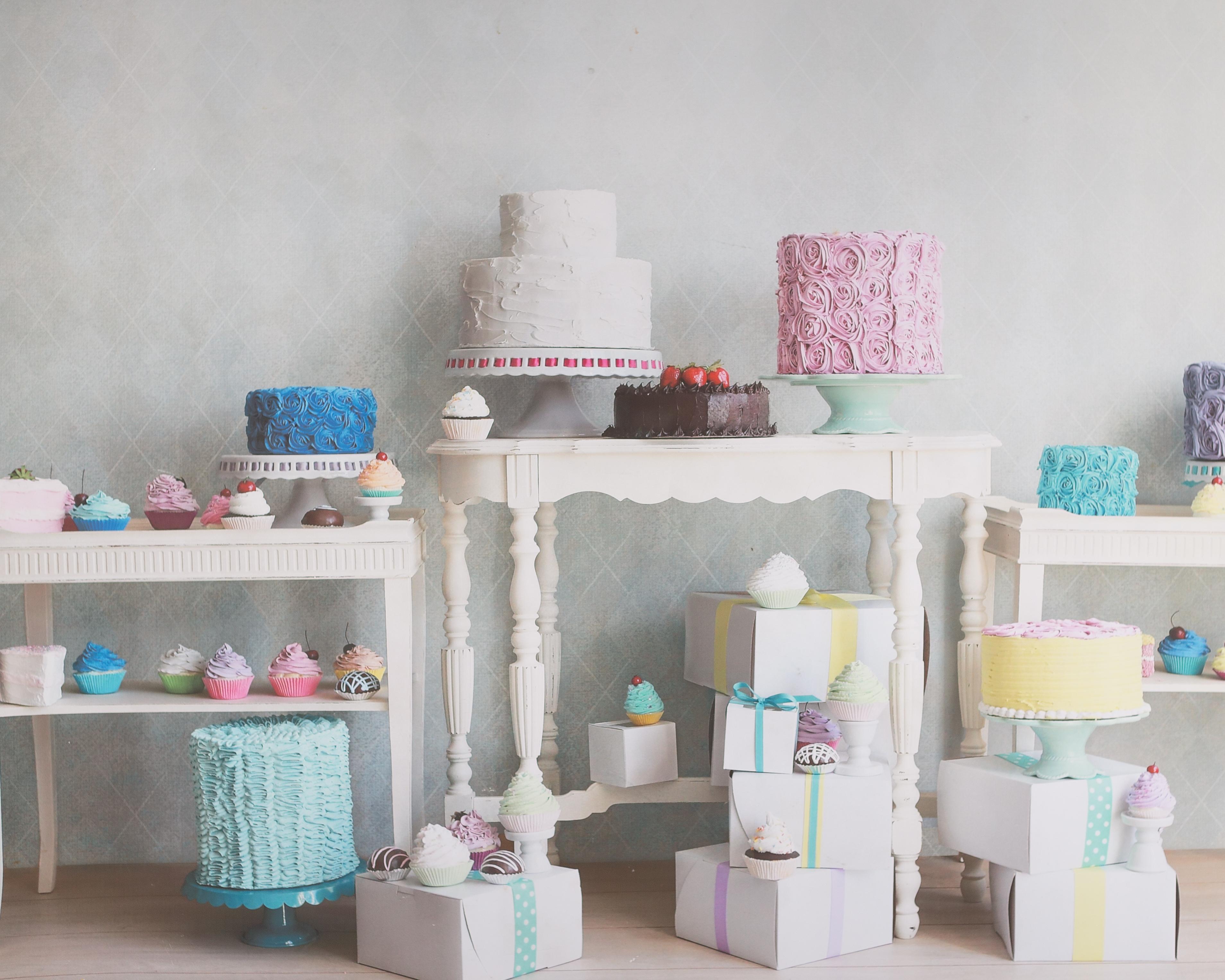 B-1 Cake Shop