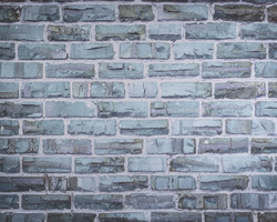 M-6 Blue Cracked Brick
