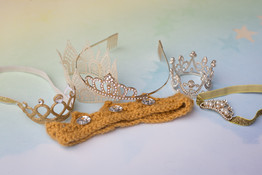 assorted crowns