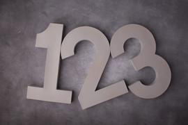Large 1-2-3 numbers