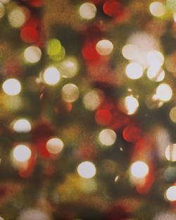 W-10 Christmas Bokeh