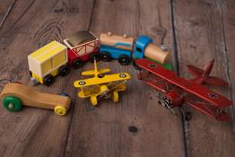 Plane, Train, Automobile