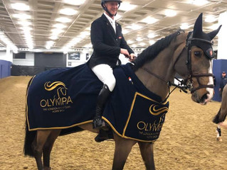 Anthony Condon Wins at Olympia in Glushu.