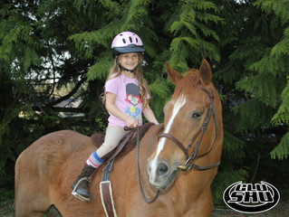 Glushu saves another horse!