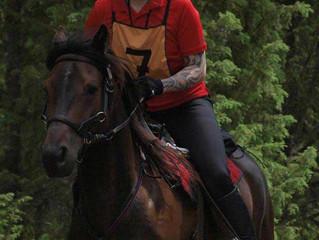 Glushu for Endurance Riding.