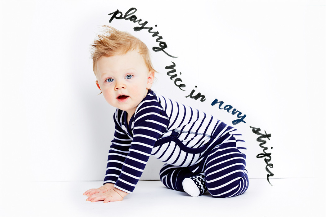 Hanna Andersson Bright Baby Basics