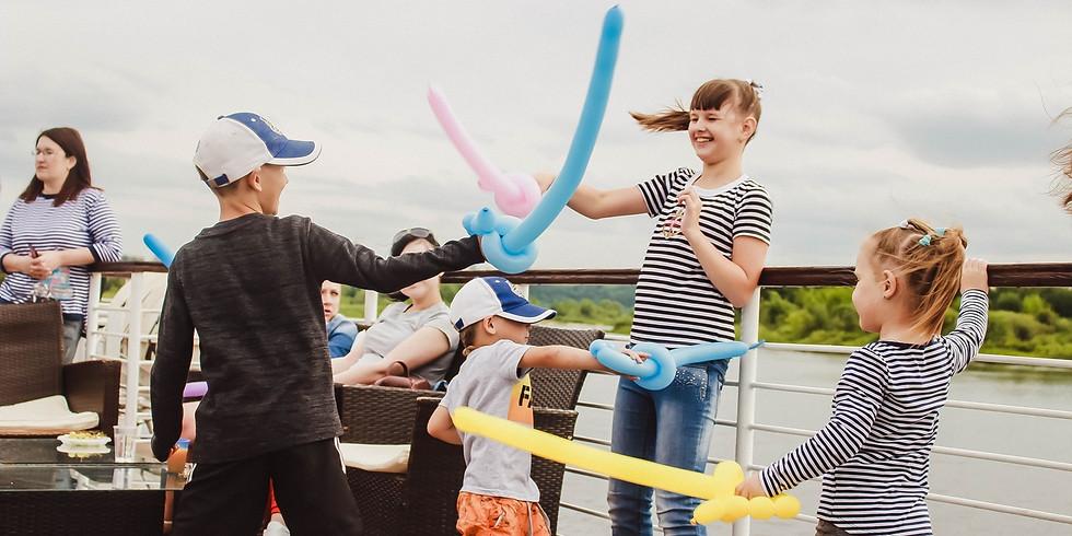 Детская WAVE-PARTY