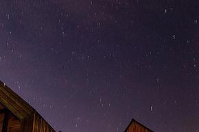 Birthday night sky #leo