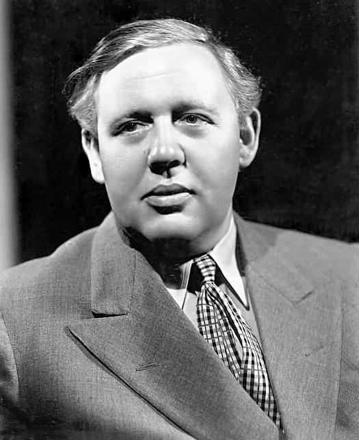 Publicity portrait of Charles Laughton