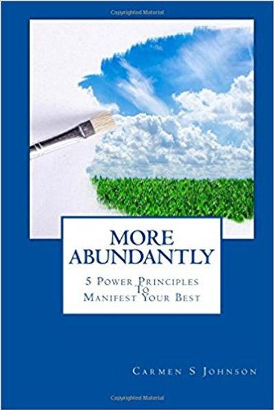 More Abundantly (book)