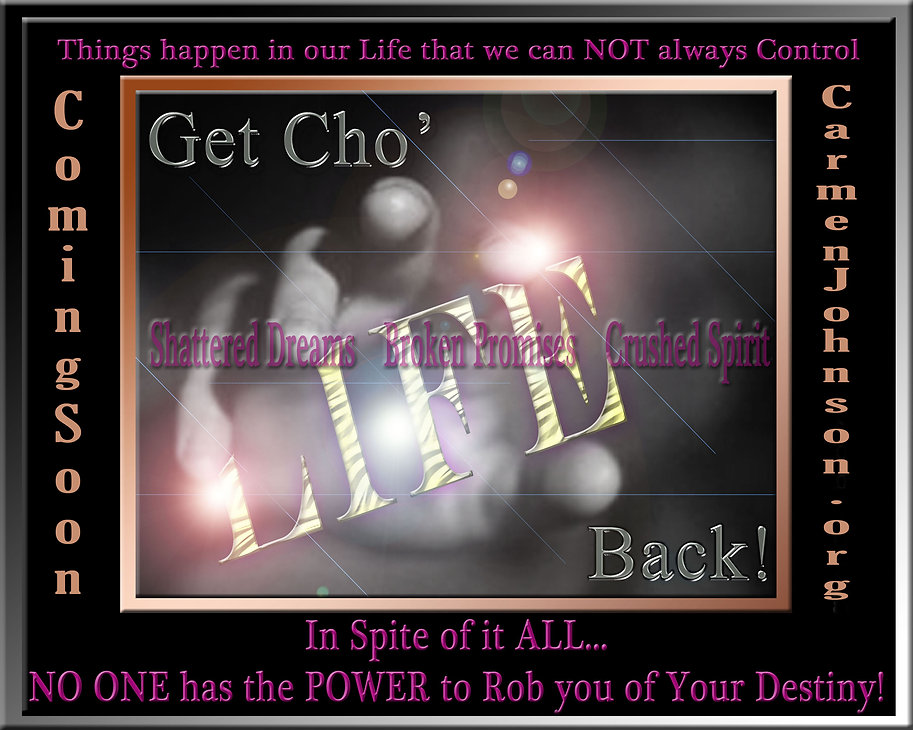Get Cho' Life back - Stage Play