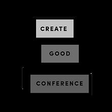 Create Good Logo Grayscale Transparent.p