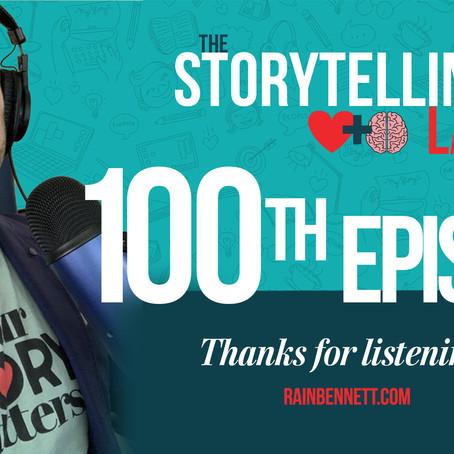 Ep. 100: Top Storytelling Tips of Season 6