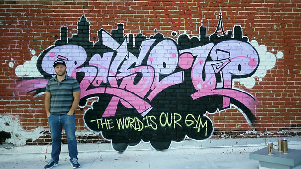 Rain Bennett - Raise Up: The World is Our Gym