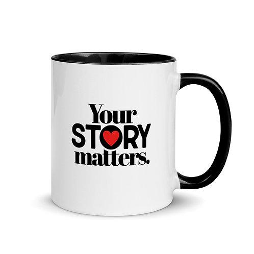 Your Story Matters Mug