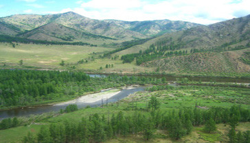 Best fishing sites in the World mongolia