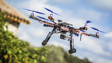 how pilots can be safe with drones