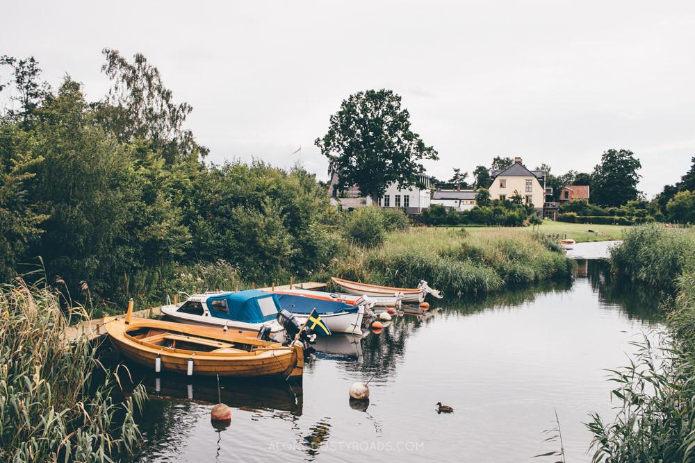 Best fishing sites in the World Skane sweden