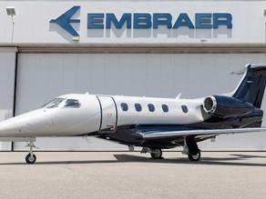 Increase in Embraer Business Jet deliveries