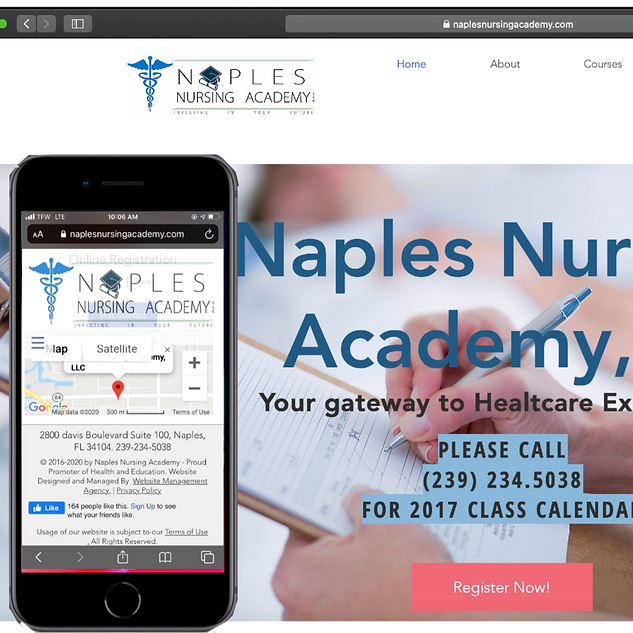 Naples Nursing Academy