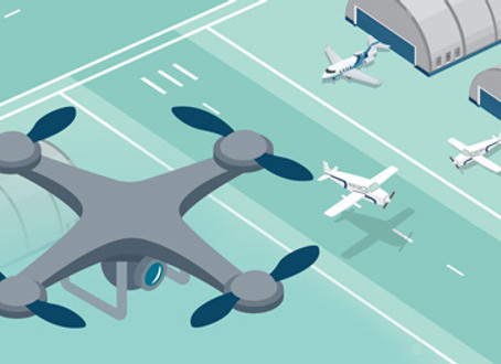 DRONES: Sharing the Skies, Industry & Government Collaborations