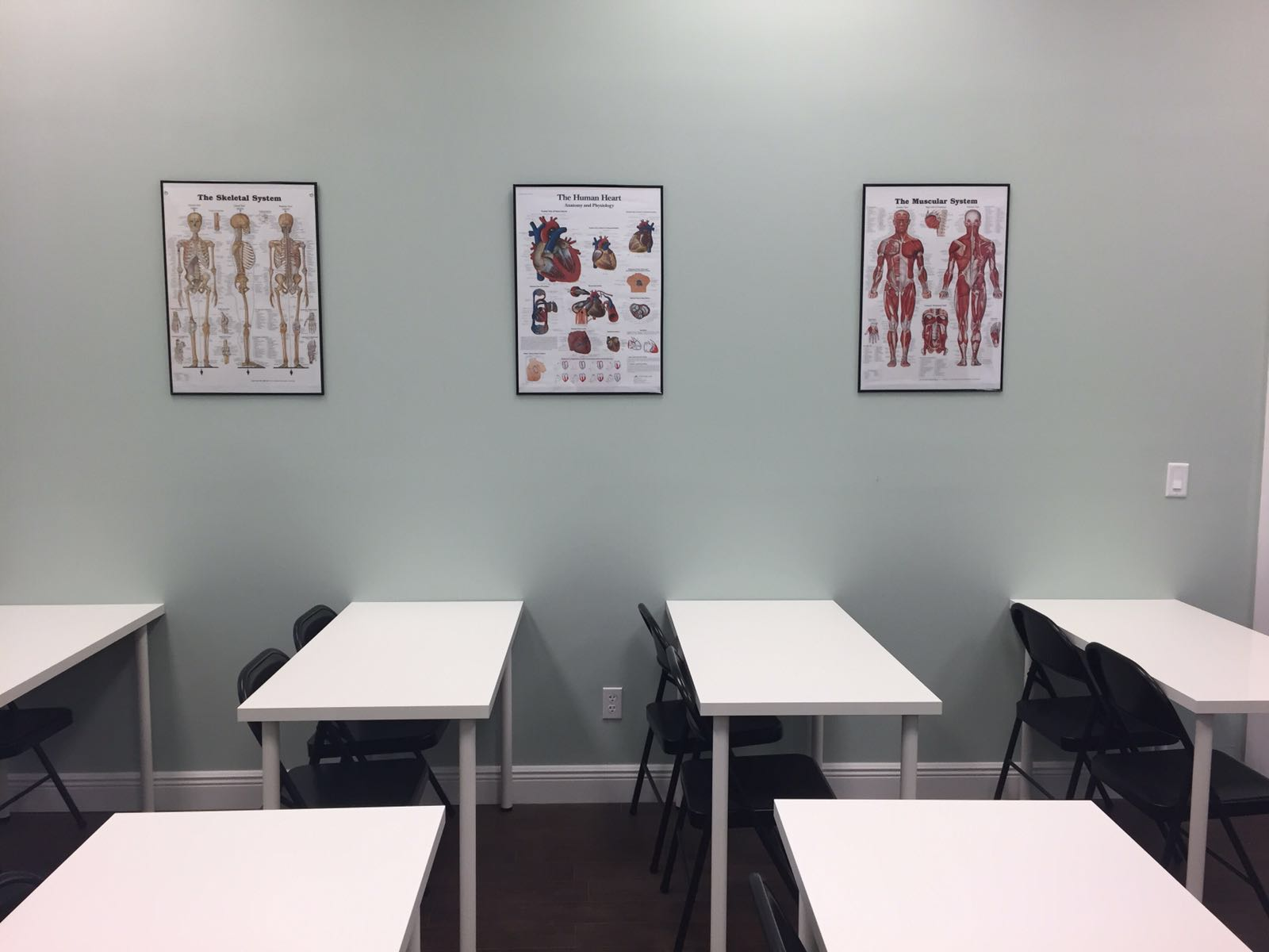 Naples Nursing Classroom