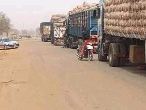 Nigerian Food blockade