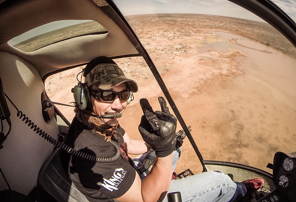 Rock On Heli Hunting